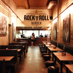 Rock'n'Roll Burger