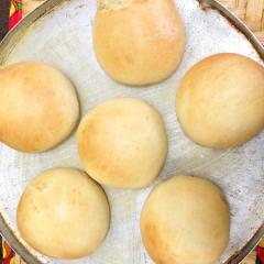 Receita – Pão de Hambúrguer