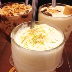 Os 10 melhores milk shakes de São Paulo