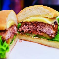 Receita – Hambúrguer de Pernil