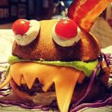 Halloween no Big Kahuna Burger