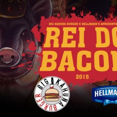 O próximo Rei do Bacon pode ser você