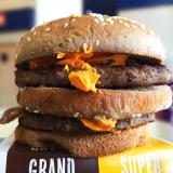 Grand Cheddar McMelt e mais novidades no McDonald's