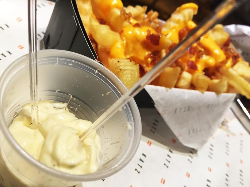 maionese e batata