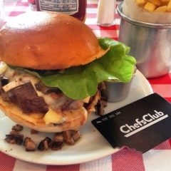 ChefsClub – Descontos em Hamburguerias e Restaurantes