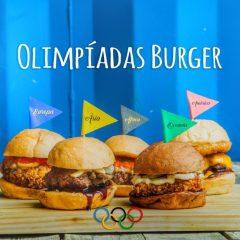 Olimpíadas Burger no Luz, Câmera, Burger!