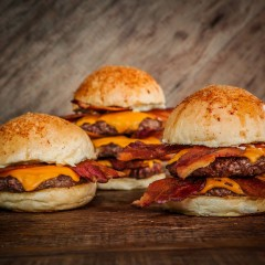 4º International Bacon Day no Big Kahuna Burger