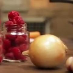 Ketchup de Framboesa – Receita Hambúrguer Perfeito