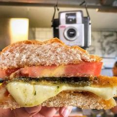 Luz, Câmera, Burger! e seu Balboa Veggie