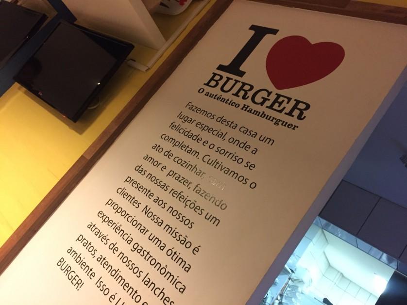 i love burger 00