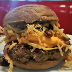 Snack Point Burger