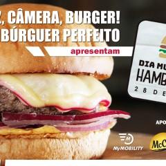 Hamburgada no Dia Mundial do Hambúrguer – 28 de maio