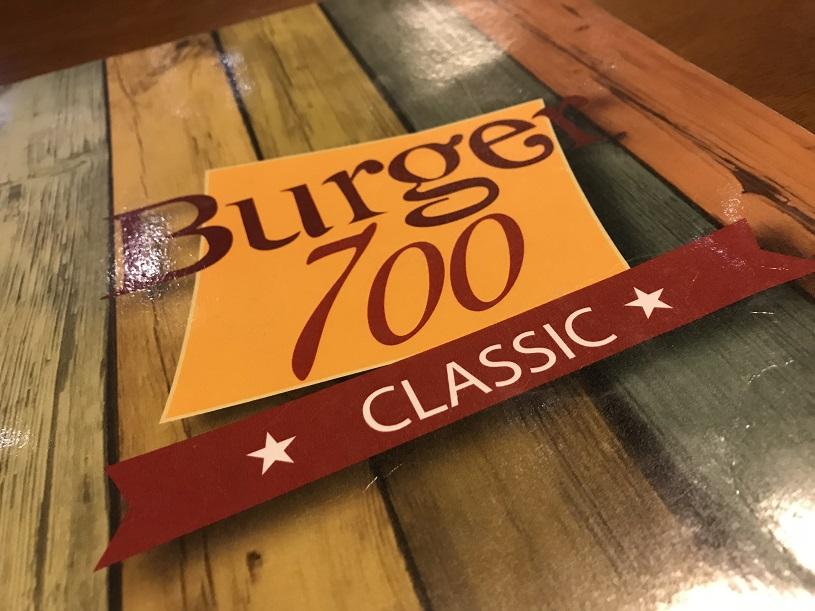 Burger 700 01