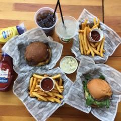 Come On Burger e seu Kisere Veggie
