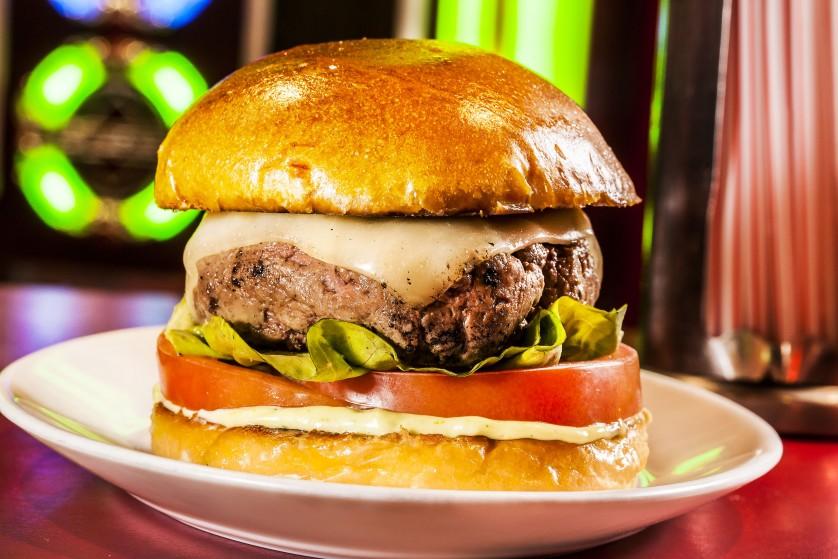 Chips Burger - (foto: Fernando Moraes)