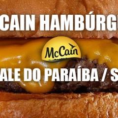 Ranking McCain Hambúrguer Perfeito – Vale do Paraíba/SP