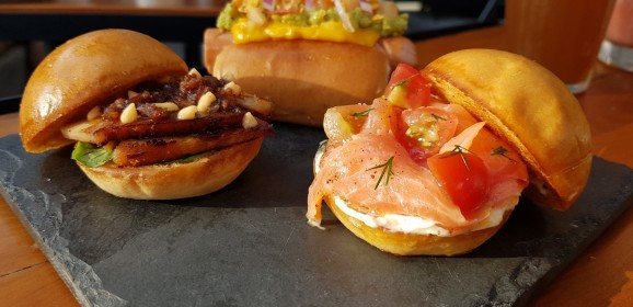 Provamos as delícias que o FC Sandwich Bar + Cafe preparou para o Brunch Weekend