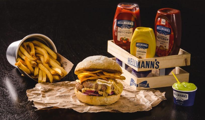 The burger league DuChef