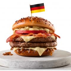 É TRADIÇÃO! McDonald's lança os burgers da Copa do Mundo