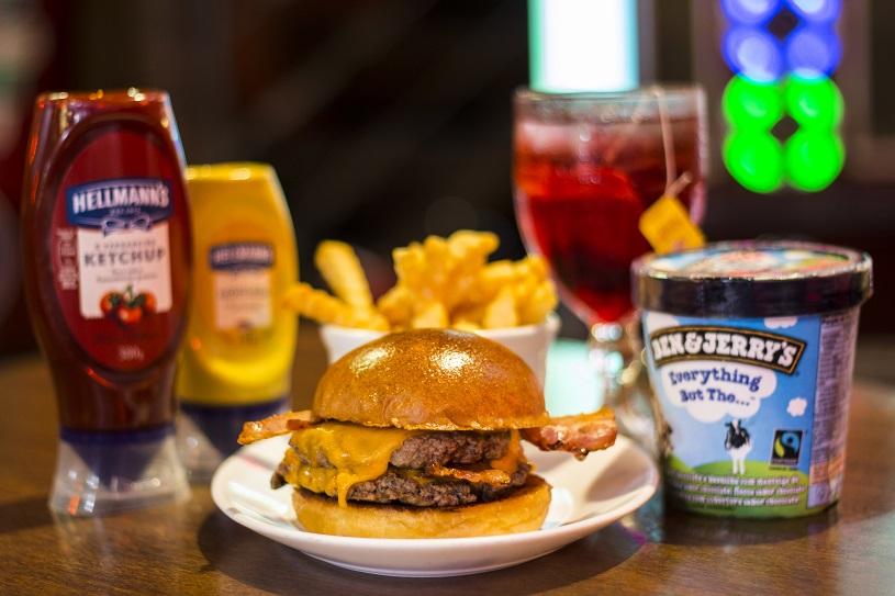 the burger league chips burger