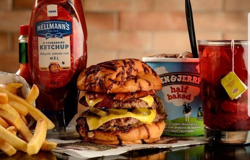 the burger league smart burger