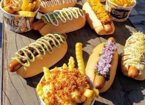 Guia Doop | Hot Dogs em dobro!