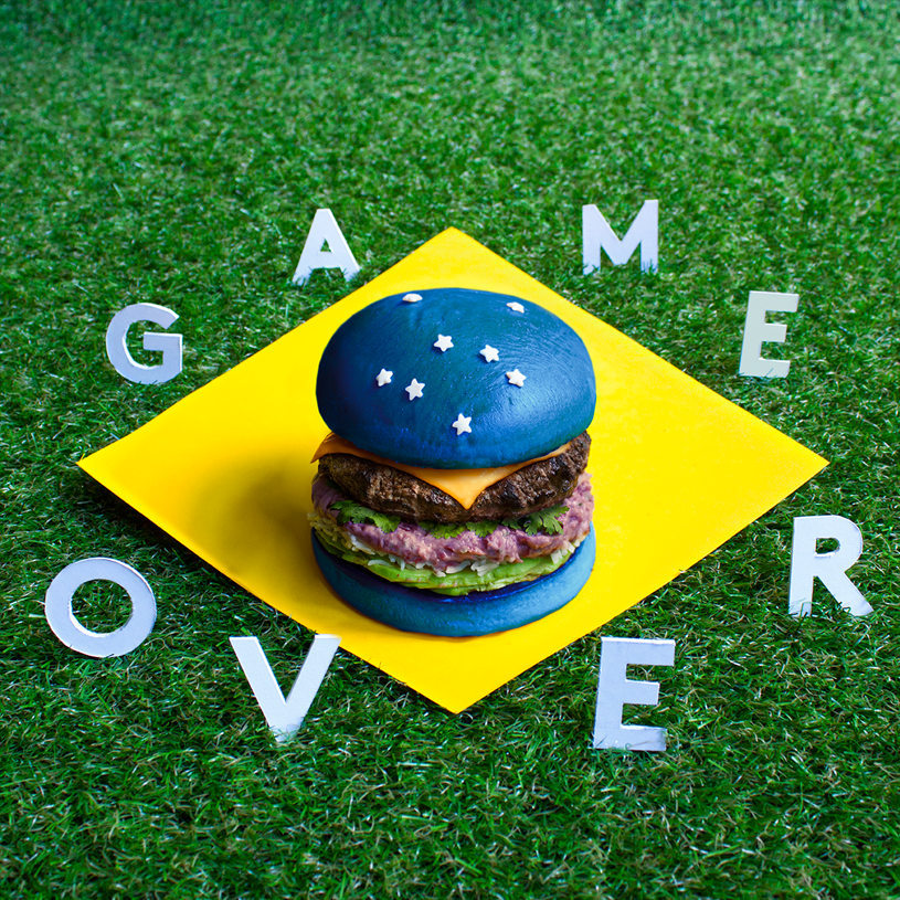 Game Over Burger