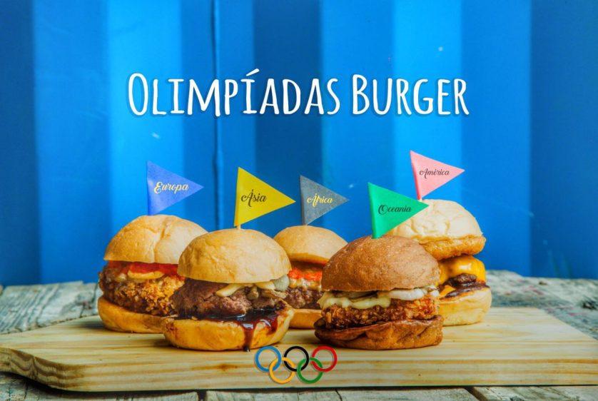 Olimpíadas Burger lcb