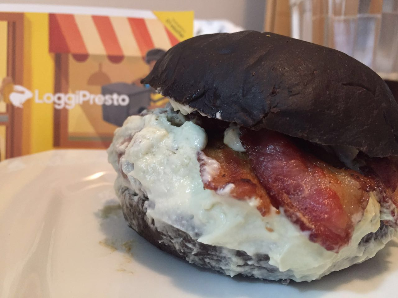 loggi burger