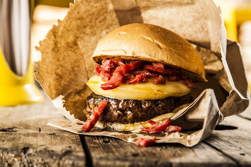 BURGER FEST - 20/10/2016 - Luz, Camera, Burger / Pé de Pano Burger