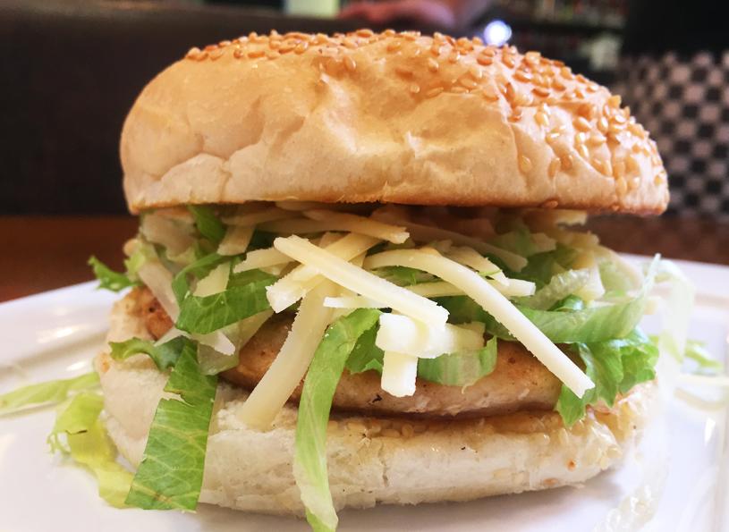 caesar burger lab experience