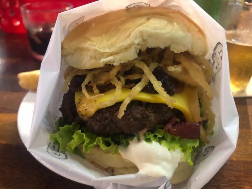 capixabao burger